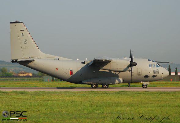MM62220  46-83  MC-27J  4131  98° Gruppo TM @ Aeroporto di Verona  © Piti Spotter Club Verona