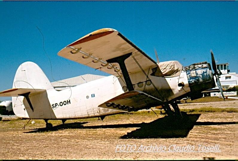 SP-OOH - Untitled Antonov (PZL-Mielec) An-2