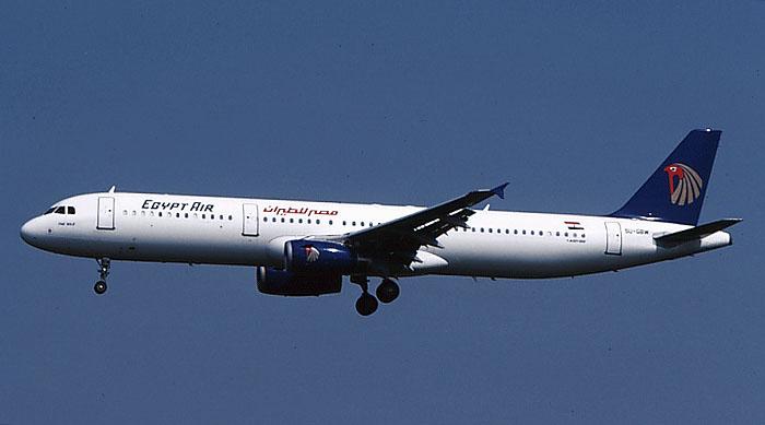 SU-GBW  A321-231  725  EgyptAir @ Aeroporto di Verona © Piti Spotter Club Verona