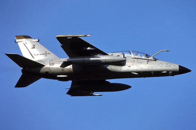 MM55037  3-27 (51-80)  AMX-T ACOL  IT012  GEA 51° Stormo @ Aeroporto di Verona   © Piti Spotter Club Verona