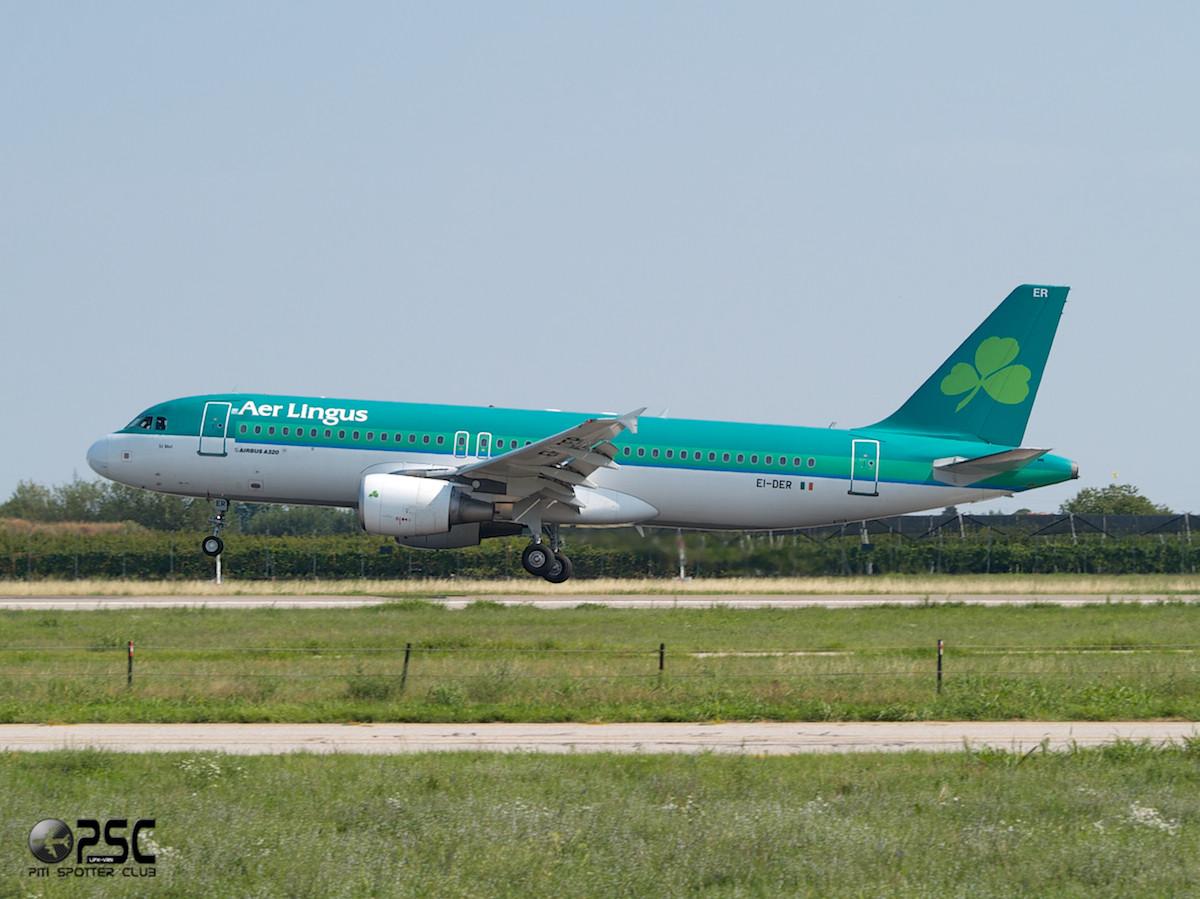 Airbus A320 - MSN 2583 - EI-DER  Airline Aer Lingus