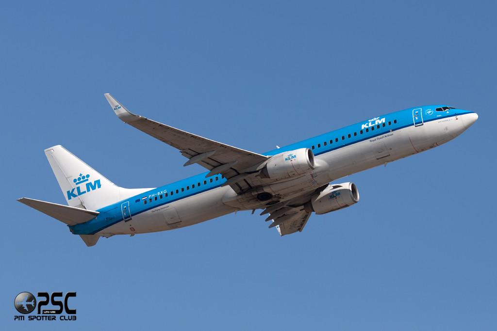 Boeing 737 Next Gen - MSN 30357 - PH-BXG  Airline Transavia Airlines (lsd from KLM)
