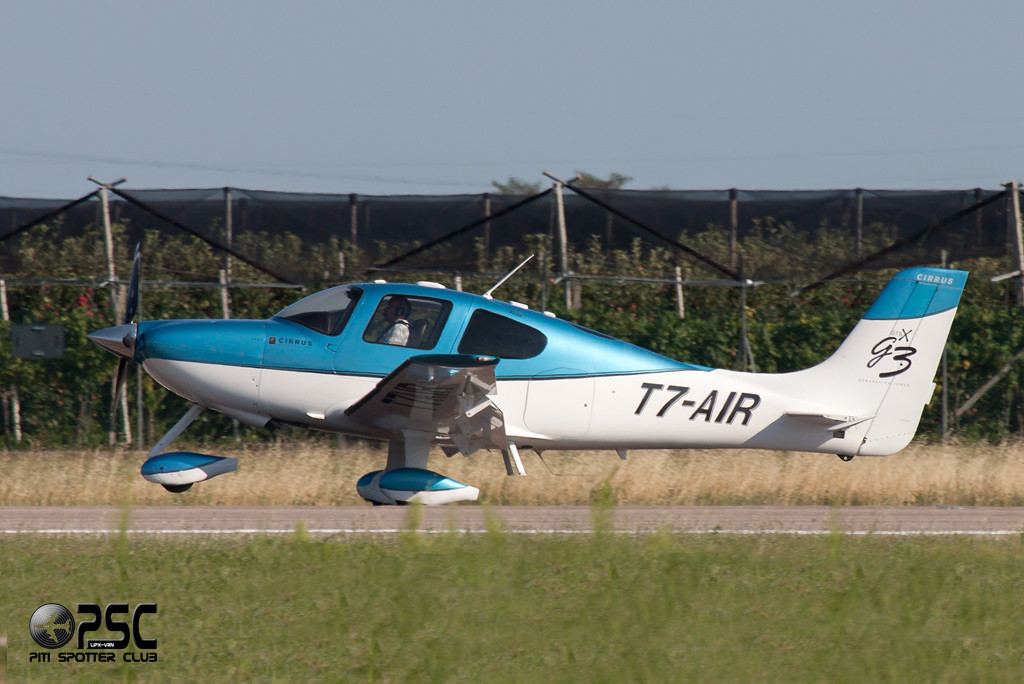 Untitled Cirrus SR-22 GTSX - T7-AIR