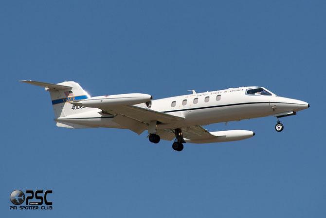 Gates Learjet C-21A (35A) - 840085 @ Aeroporto di Verona © Piti Spotter Club Verona