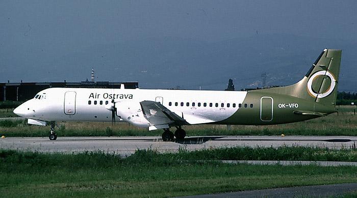 OK-VFO  ATP  2023  Air Ostrava  @ Aeroporto di Verona © Piti Spotter Club Verona