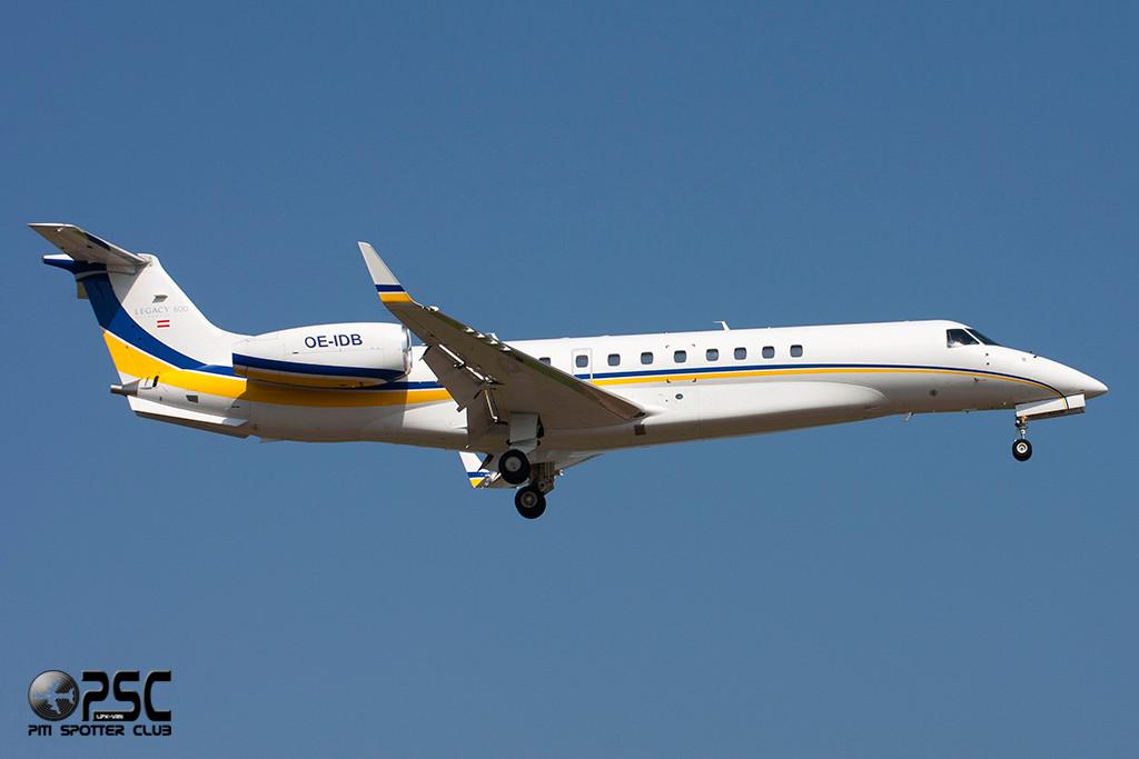 Avcon Jet - Embraer EMB-135BJ Legacy - OE-IDB (cn 14500999)