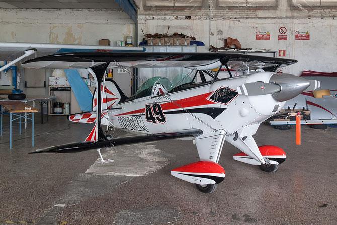 N666BM - Pitts S-1 Special @ Aeroporto Verona Boscomantico © Piti Spotter Club Verona