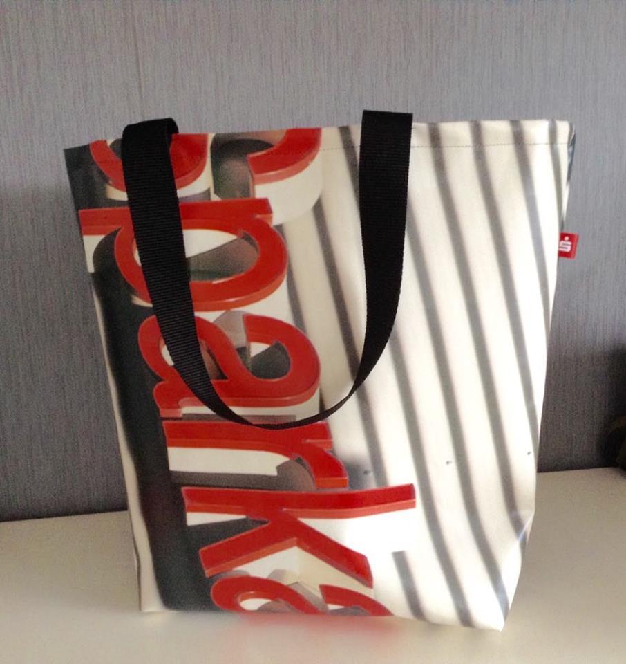 Shopper aus Werbeplane - ab 5,90€