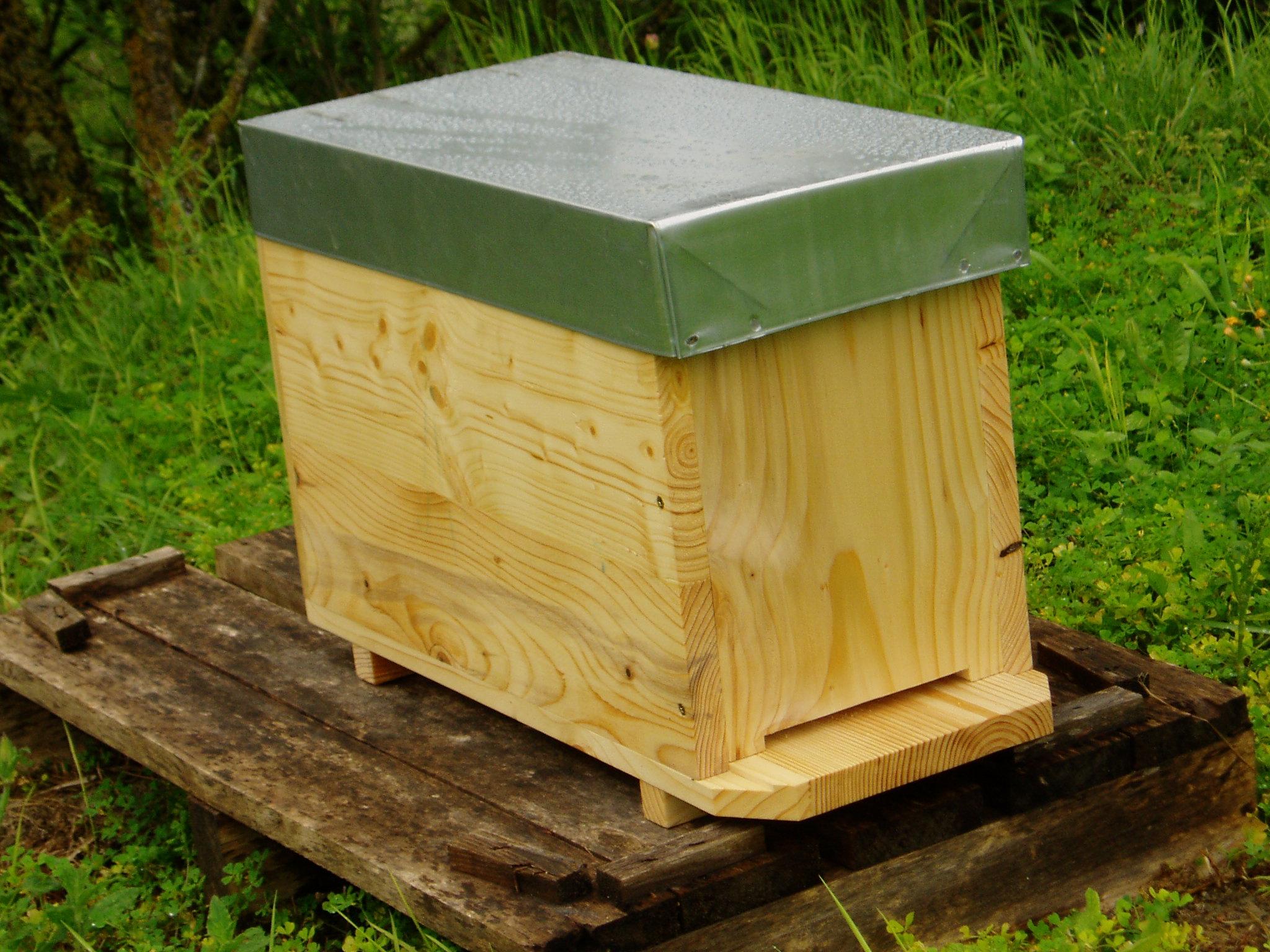 ruchette pour abeille