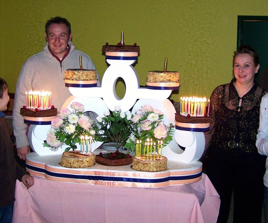 présentoir gâteau en formule traîteur