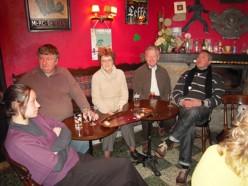 un dimanche au Pub