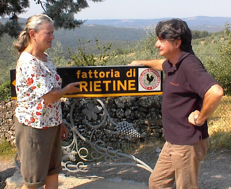Galina & Mario Gaffuri-Lazarides | Rietine