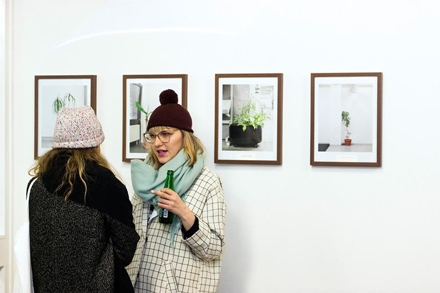 Exhibition @ Karl Anders Hamburg