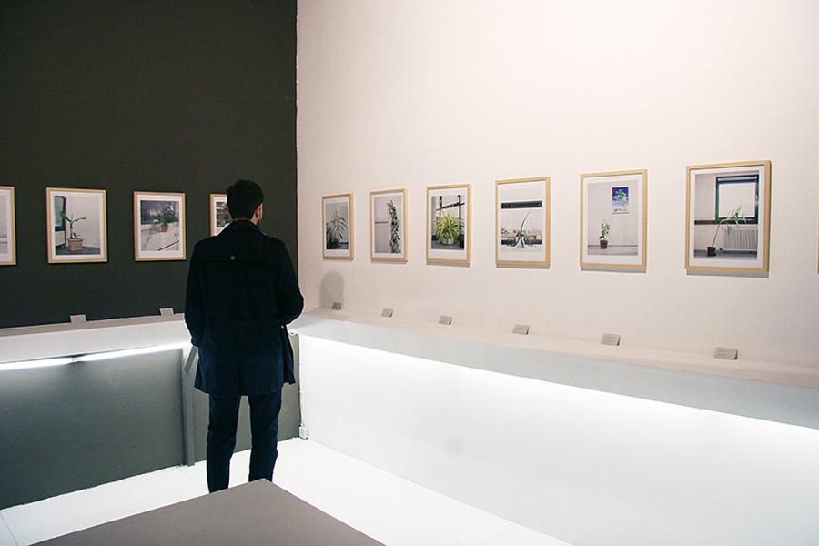 Exhibition @ Kunstraum Morgenstrasse Karlsruhe