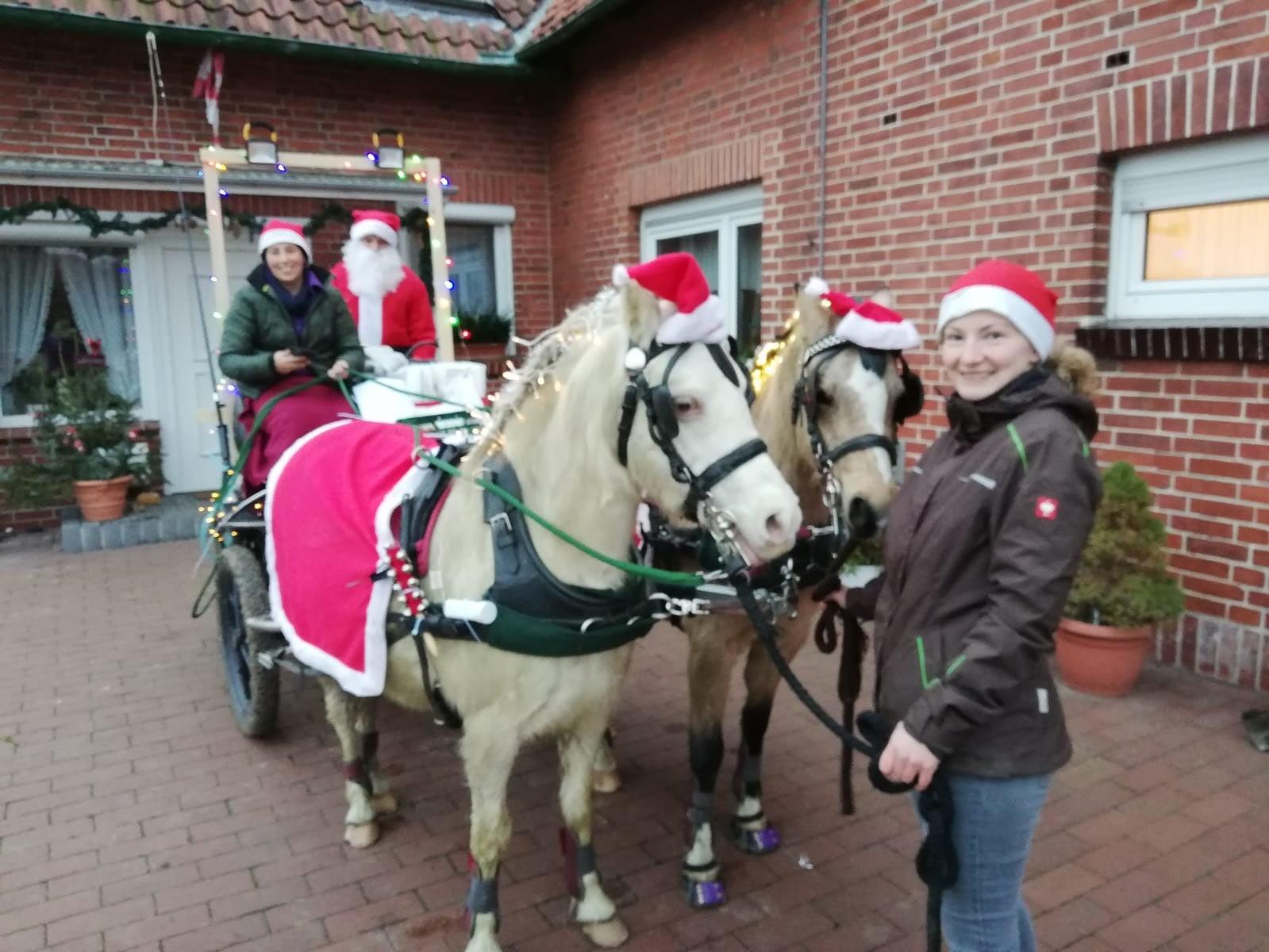 Weihnachtsmann und Co.KG