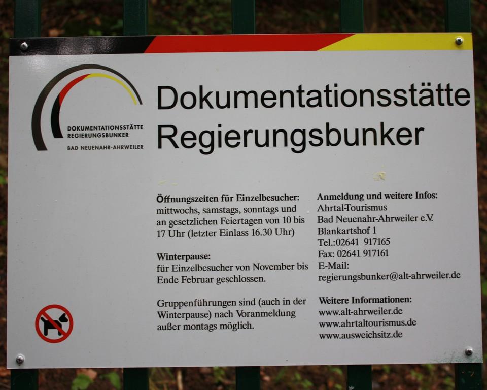 Regierungsbunker