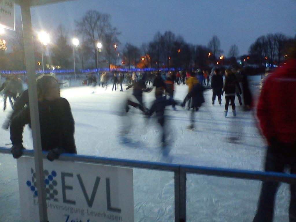 Eisstockschießen 2010