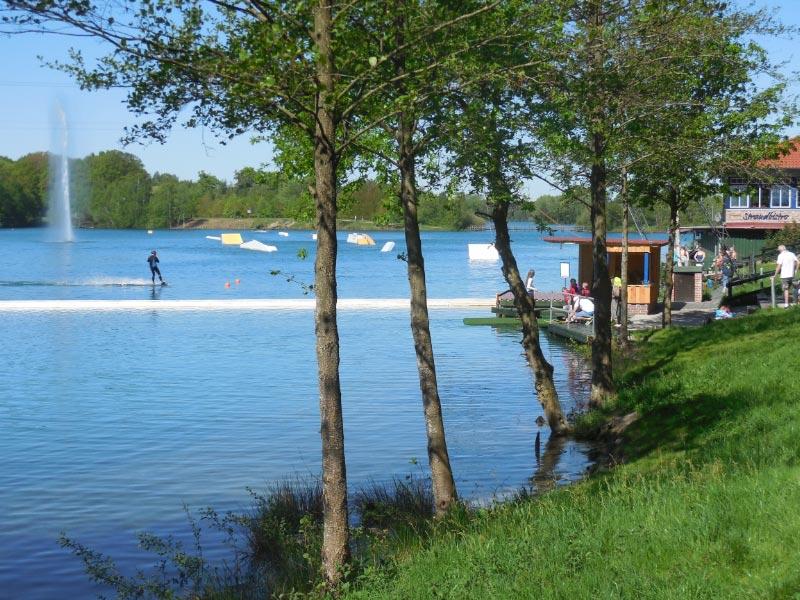 Wasserski am Dankern-See