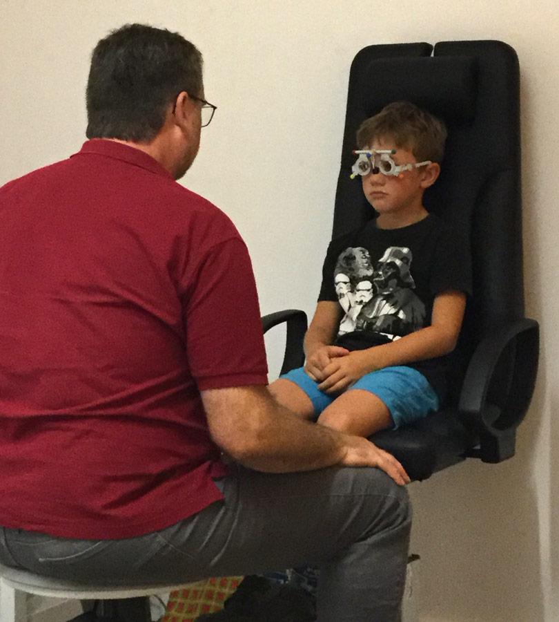 Kinderoptometrie Fortbildung  14.09.2016