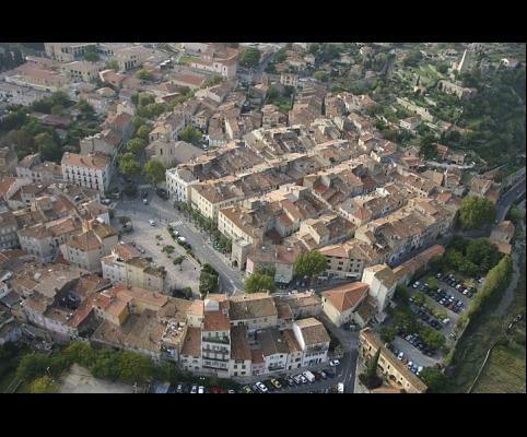 tourisme Ollioules : le centre du village