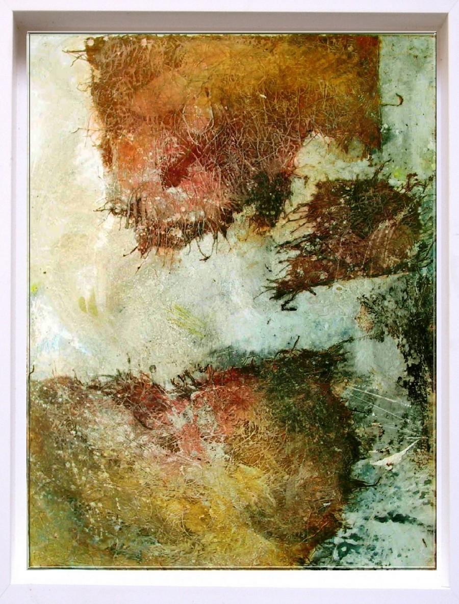 2007 Samouraï GF2 Technique mixte sur papier  (50x65cm)Prix 1.300€
