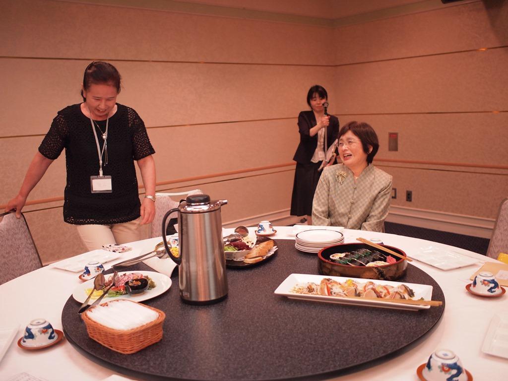講師の本田先生もご一緒に。