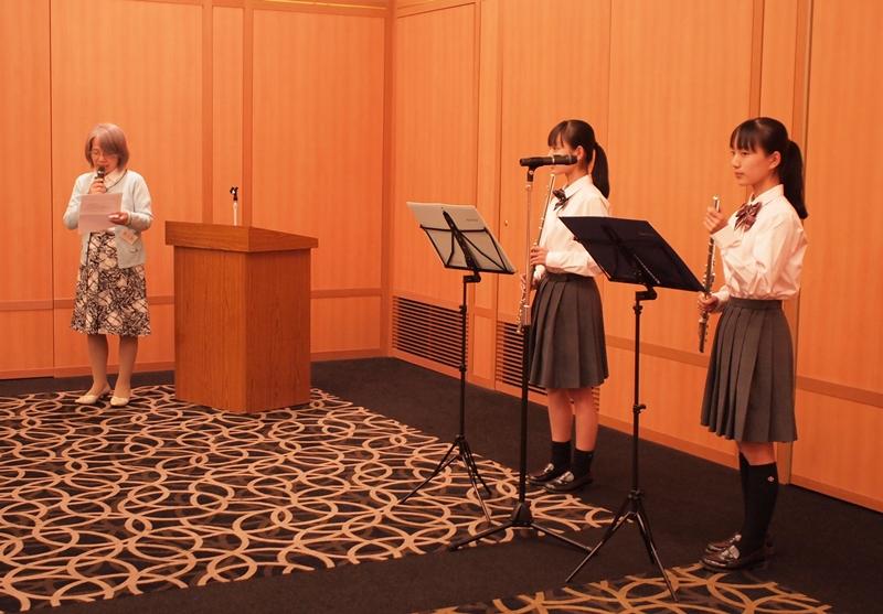 「未来の大器」双子の天才フルート奏者です!