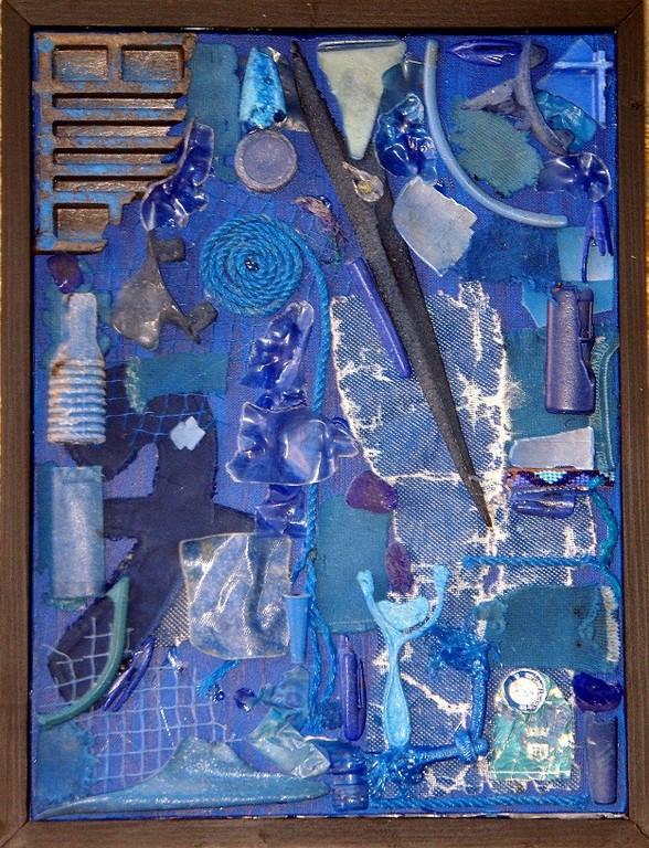 Sculture Stéphanie Gontard - Terribilis Détritus 08