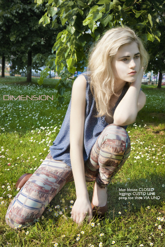 DIMENSION MAG - ISSUE MARCH 2013