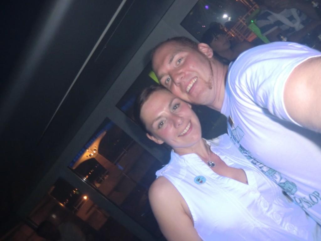 Carsten und Anja