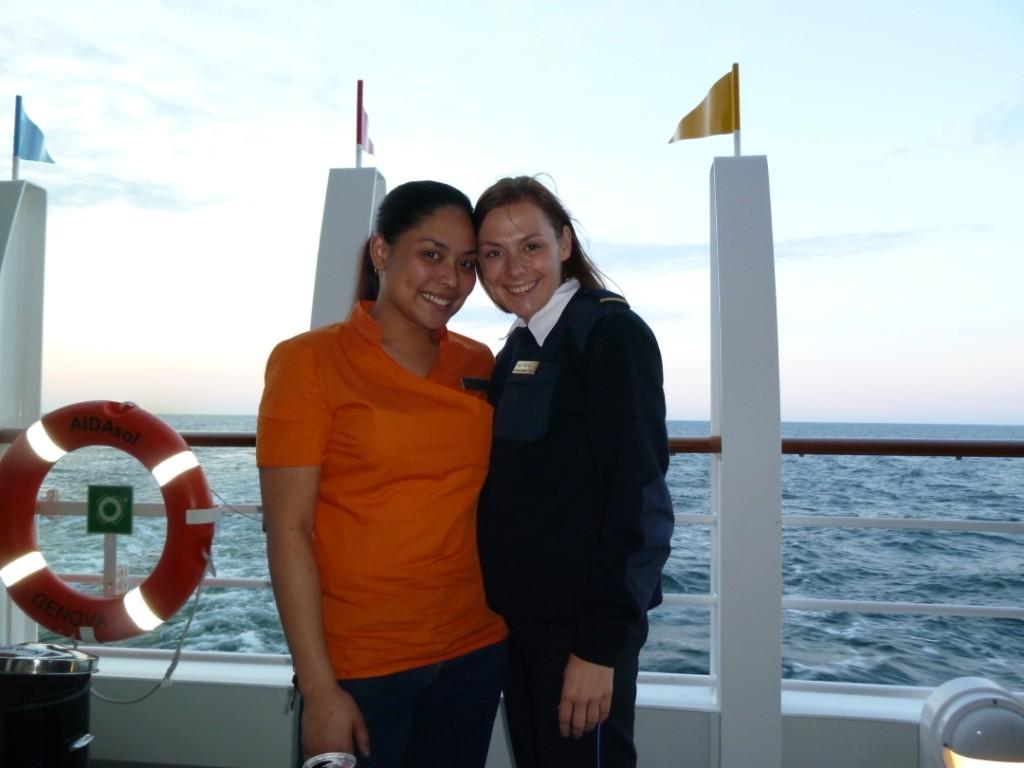 Maria und ich