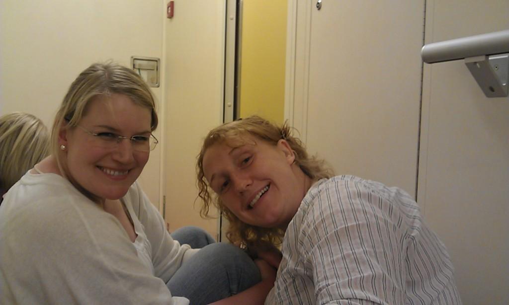 Simone und Marika