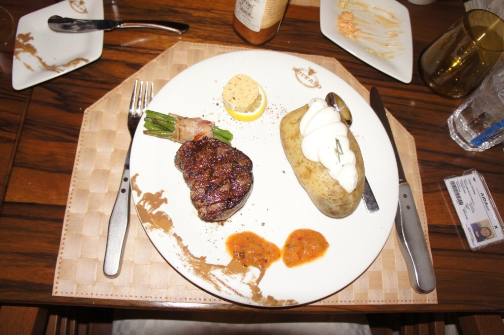 Ein MUSS im Steakhaus