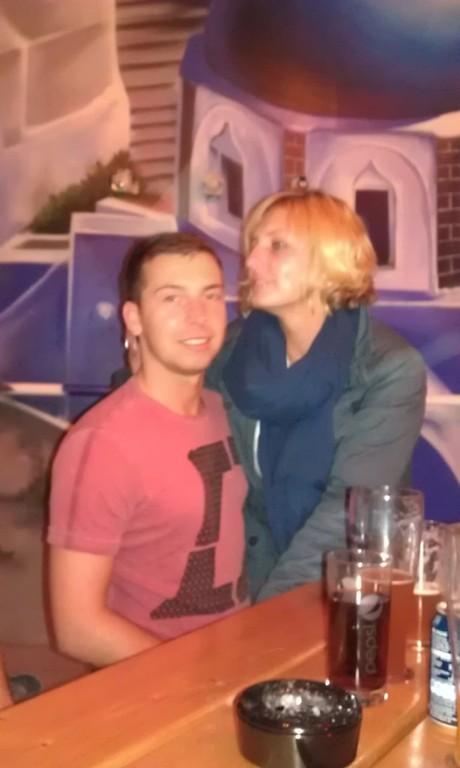 Danny und Julia