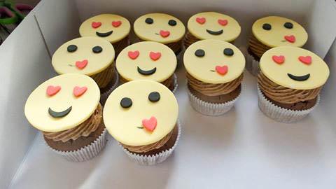 Cupcakes Renates Torten Design Vorarlberg