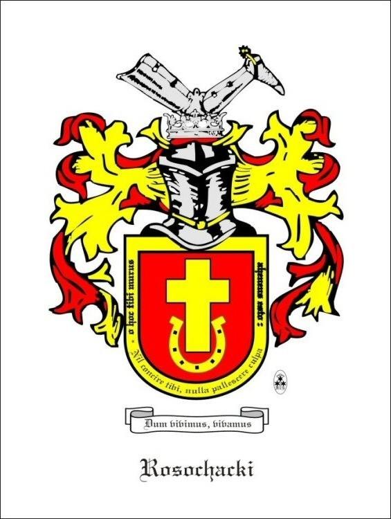 Wappen Rosochacki