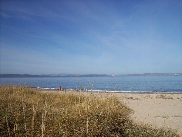 die Nordsee bei Nairn