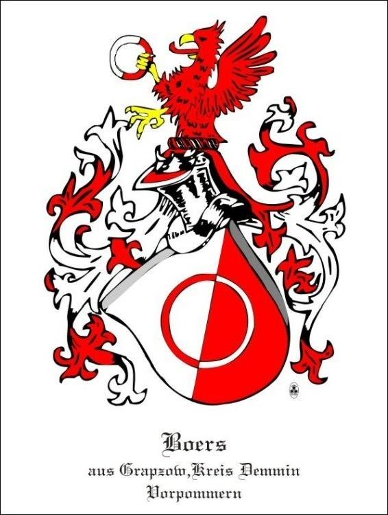 Wappen Boers