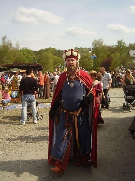 Fürst auf dem Markte zu Freienfels