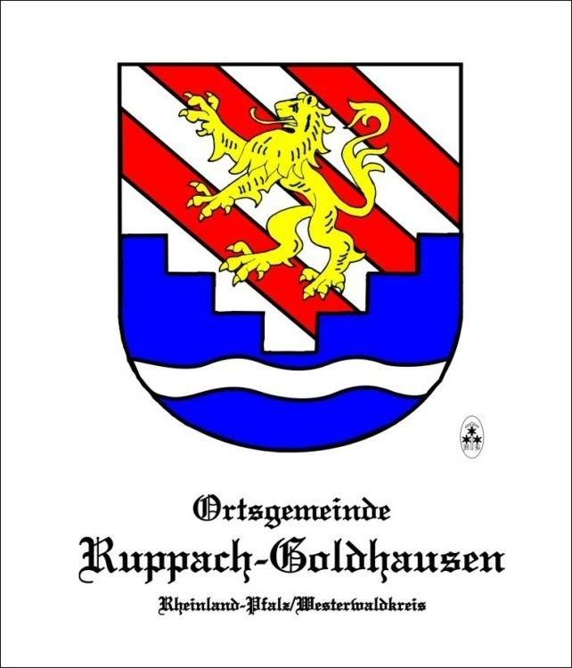 Ortswappen Ruppach-Goldhausen