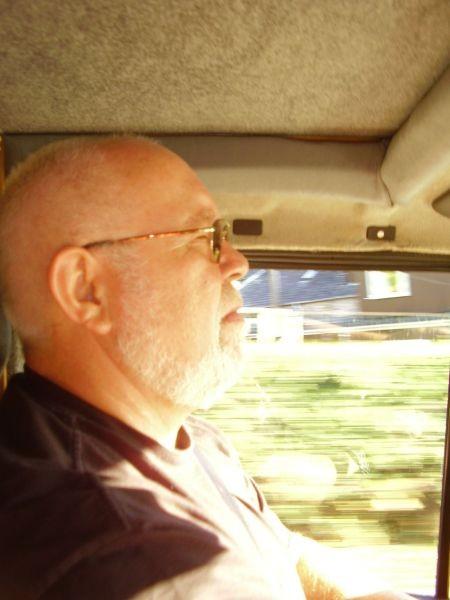 Fahrer Bernd