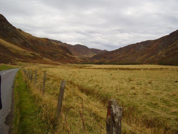 Highlands Richtung Aberfeldy