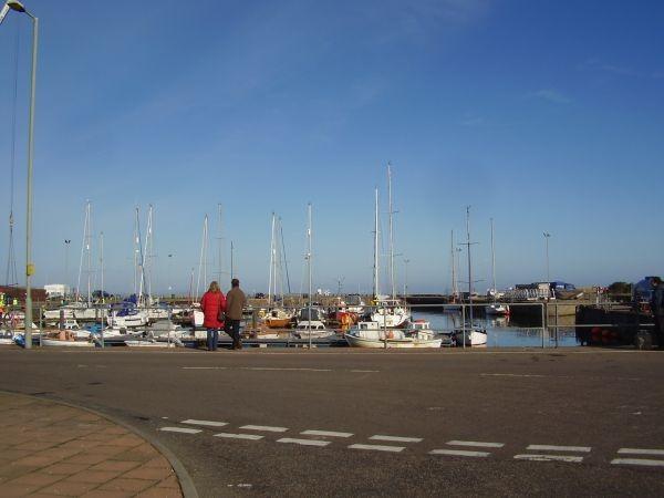 Yachthafen von Nairn