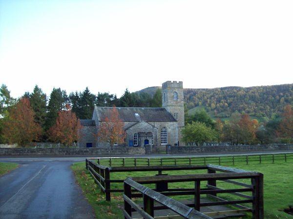 alte Church of Scotland in Blair Atholl