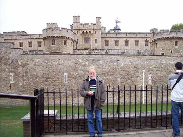 der Tower und ich