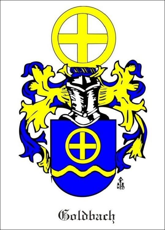 Wappen Goldbach