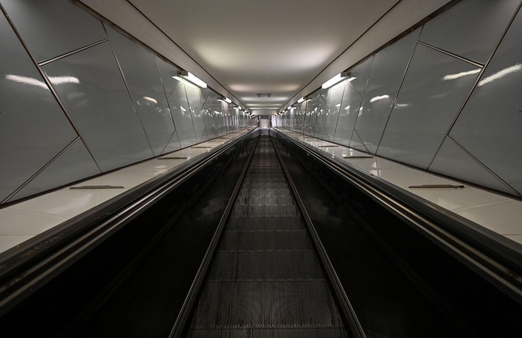 Heiko Köster - Rolltreppe