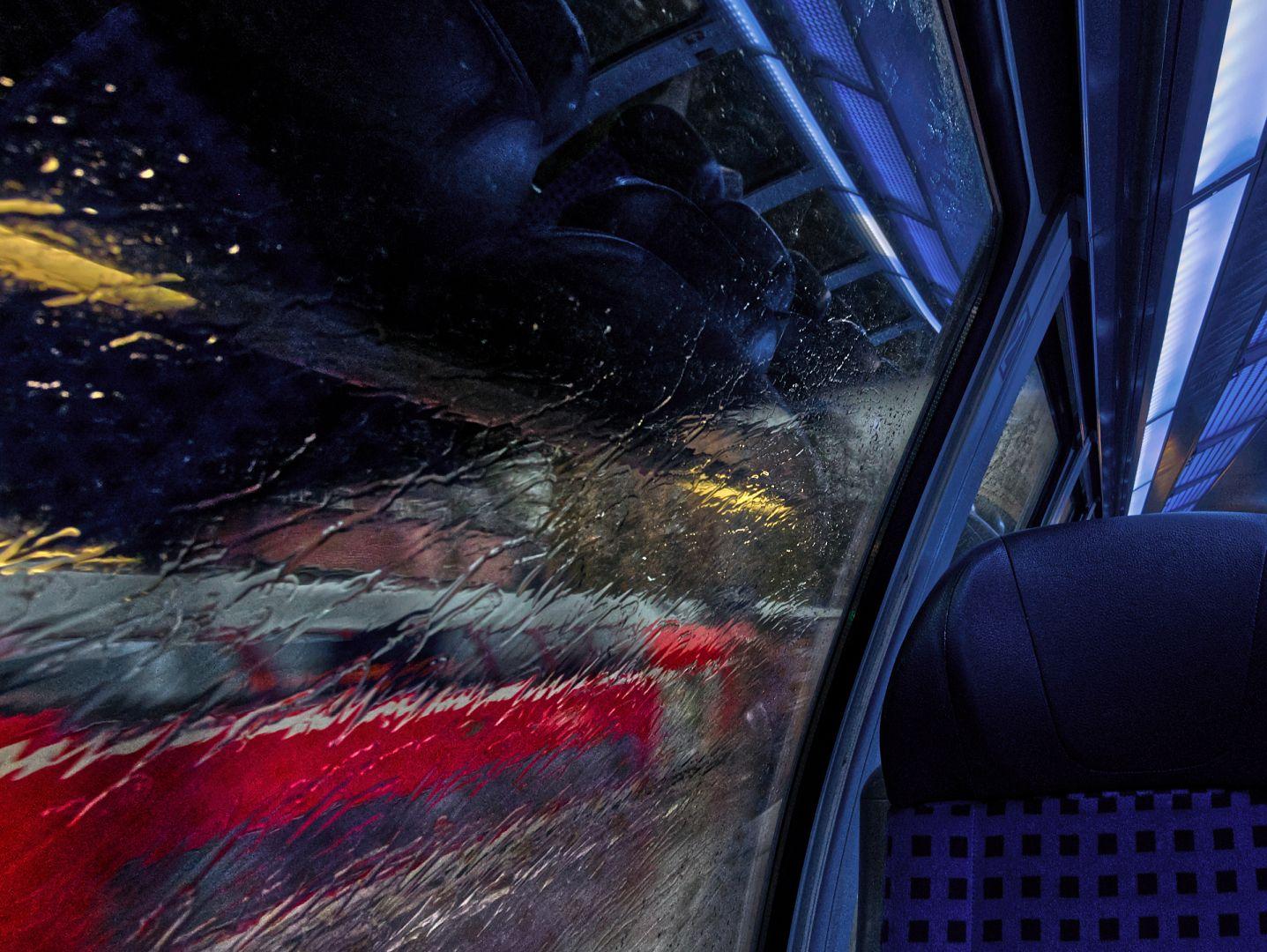 F 014 - Michael Heim - Fahrt im Regen
