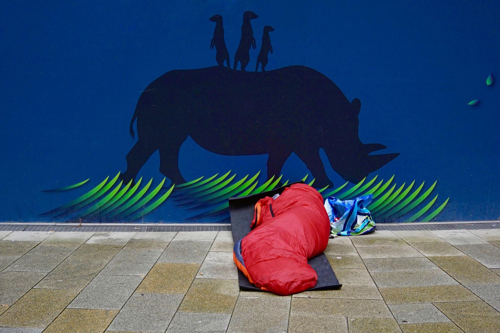 """F 044 - Britta Kohl Boas """"Urban Jungle"""""""