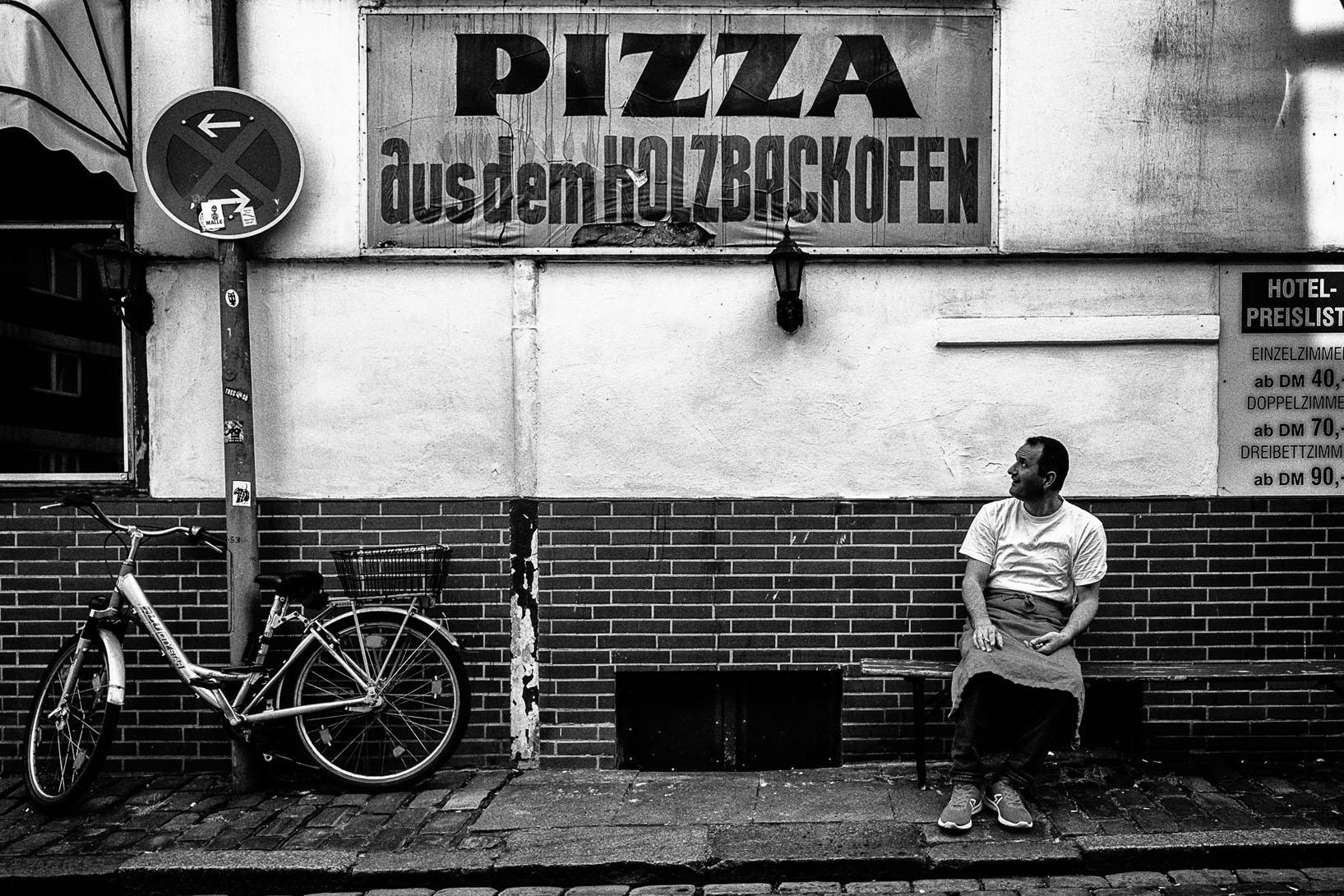 """SP 002 - Klaus Stückmann """"Pizza"""""""
